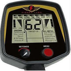 Detector de metales Fisher F75