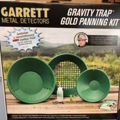 Kit de bateas Garrett