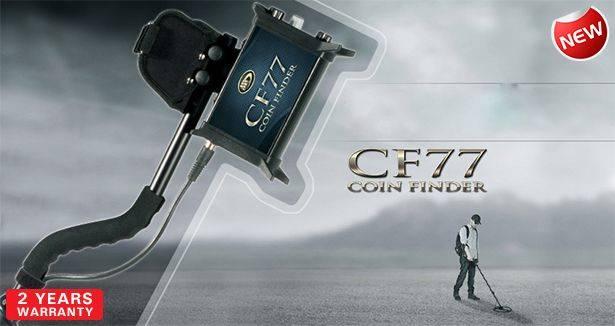 detector de metales makro CF77