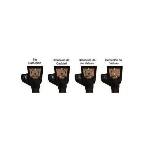 Detector de metales Makro Detector Jeohunter 3D Dual System