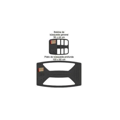 Detector de metales Makro Detector Jeohunter Basic