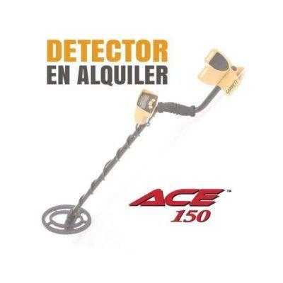 Alquiler de detector de metales