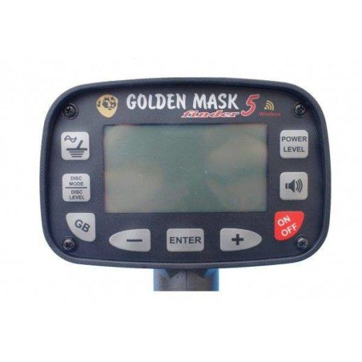 Detector de metales Golden Mask Finder 5