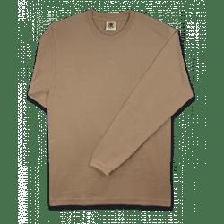 Camiseta Árida Pardo M/Larga