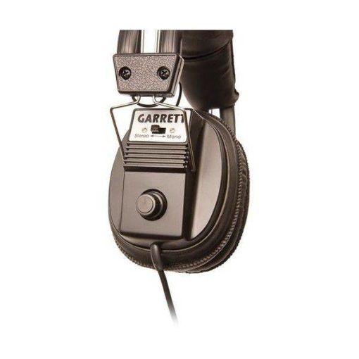 Auriculares Garrett Master Sound con conexión resistente al agua