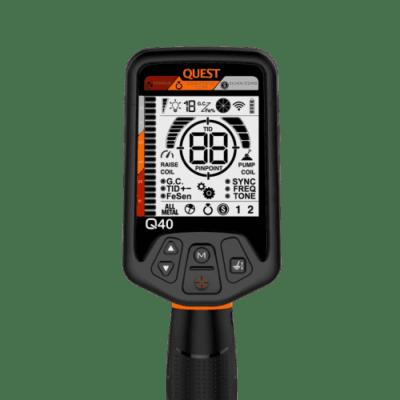 Nuevos detectores de metales Quest Q40