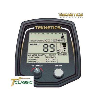 Detector de metales Teknetics T2 Classic Verde