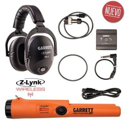 Kit Inalámbrico Detector Propointer Z-Lynk + MS3 z-Lynk