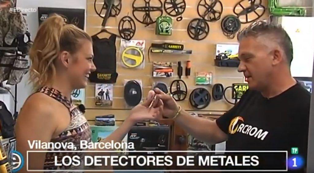 Orcrom Detectores en televisión española