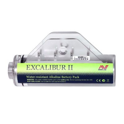 Porta Pilas Minelab Excalibur 2