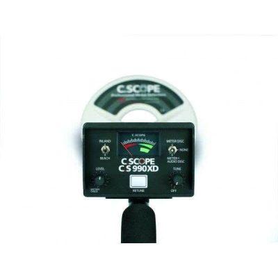Detector de metales CScope CS990XD