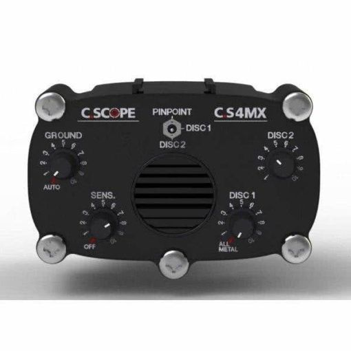 Detector de metales CScope CS4MXI