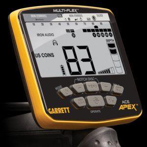 """Detector de metales GARRETT ACE APEX Viper WS Package 6x11"""""""