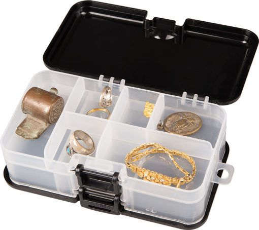 Caja keepers Garret abierta