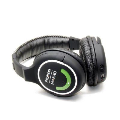Auriculares inalámbricos Nokta Makro edición verde
