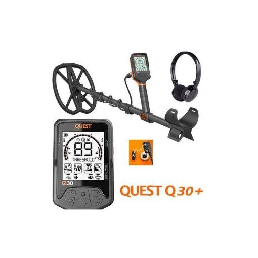 Detector de metales Quest Q30+