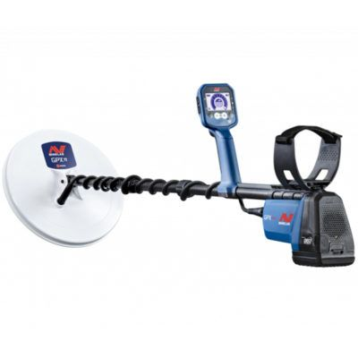 Detector de metales Minelab GPX 6000