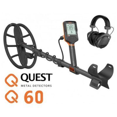 Detector de metales Quest Q60